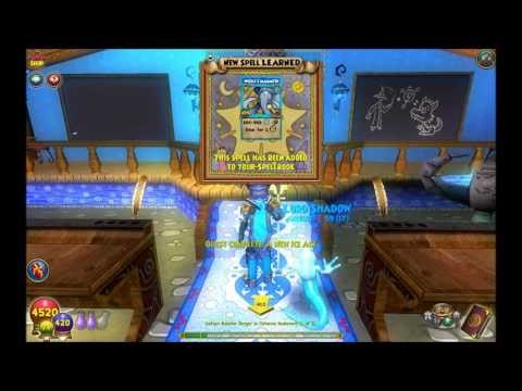 Wizard101- Woolly Mammoth Quest (Level 68 Ice Spell)