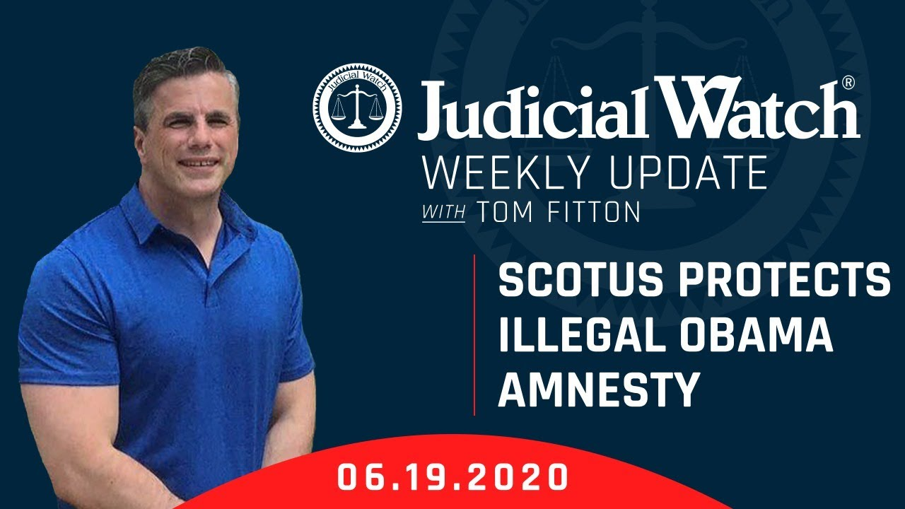 SCOTUS Protects Obama's Illegal Amnesty, Insurrection in America CONTINUES, & MORE!