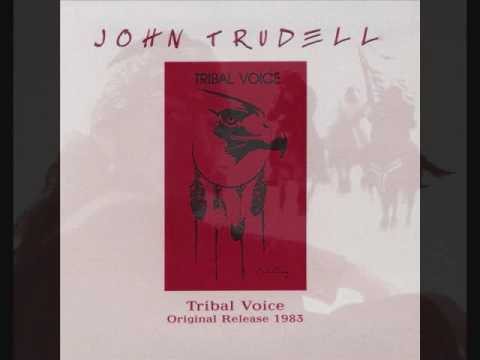 "John TRUdell ""Living in reality"""