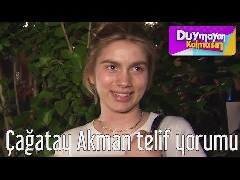 Duymayan Kalmasın - Aleyna Tilki'nin Çağatay Akman Telif Yorumu