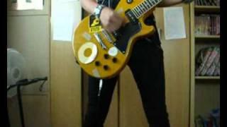 ラモーンズのchinese rockを弾いてみました。