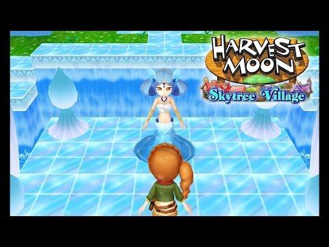Citra Emulator (CPU JIT) - Harvest Moon: Skytree Village [1080p] - Nintendo 3DS - 동영상