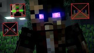 Алмазное сердце(зомби инфекция)-клип,анимация майнкрафт(песня на английском).