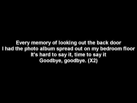 Nickelback - Photograph With Lyrics (On Screen)