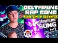 Deltarune Rap Song | Fountain of Darkness | Reaction