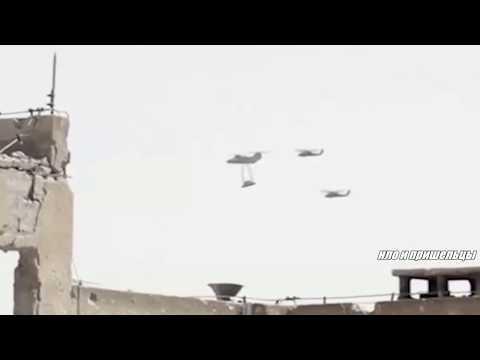 НЛО - шокирующие фото и видео 2017