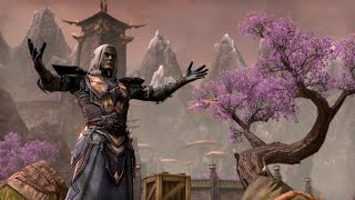 Elder Scrolls Online (ESO) Xbox One - Sorcerer Class Skills Abilities Overview
