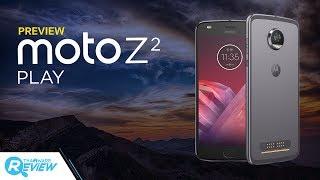 พรีวิว Moto Z2 Play พรีเมี่ยมสมาร์ทโฟน หรูหรา ดีงาม ในราคาจับต้องได้