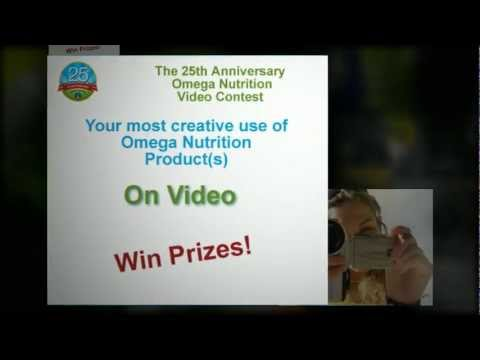 Omega Nutrition Video Contest
