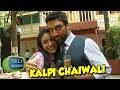 Kalpi Makes 'Chai' For Raghav On The Sets Of Ek Mutthi Aasman - Zee Tv Show