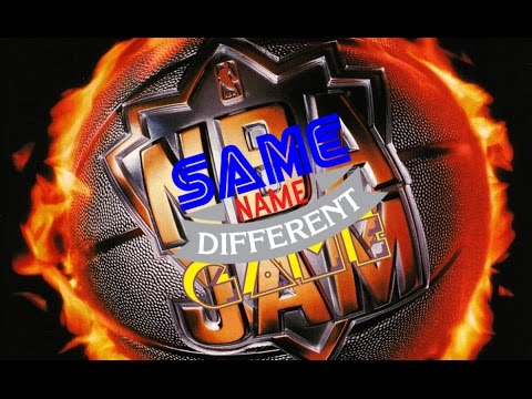 Same Name, Different Game: NBA Jam Tournament Edition (Featuring Eric From Game Vs. Game!)