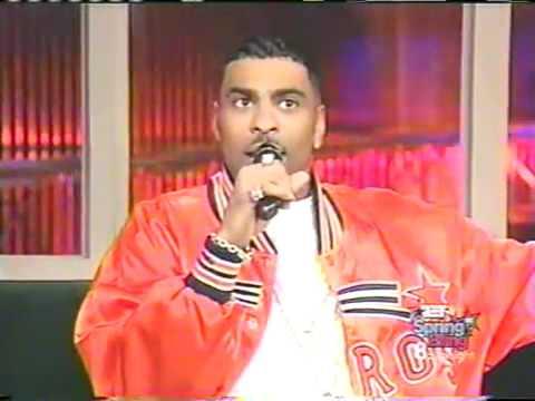 Ginuwine  performance & Interview 2003