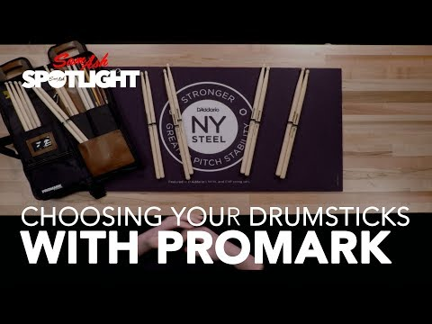 How to Choose Your Drumsticks | With Promark