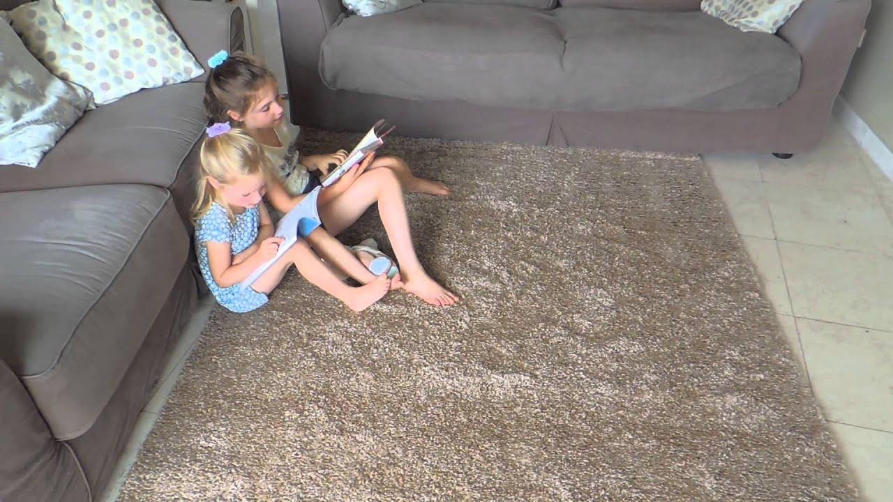 Hoogpolig Tapijt Reinigen : Voordelig hoogpolig tapijt of shaggy tapijt youtube