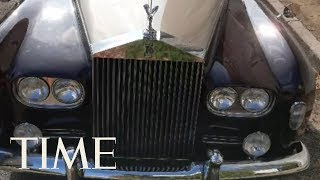 A Ukrainian Who Faked His Own Death Was Recently Found Living In A Castle With A Rolls Royce   TIME