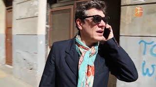 Marc Lavoine à Alger (Interview + Reportage / 11.03.2018)