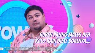 RUBEN PALING MALES DEH KALO IGUN DIET! SOALNYA...   BROWNIS (26/2/21) P2