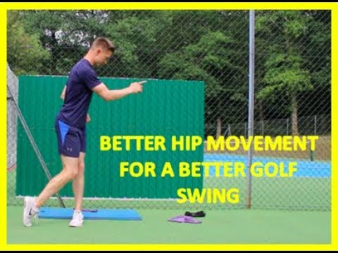 Golf Fitness Five in 5: HIP INTERNAL ROTATION
