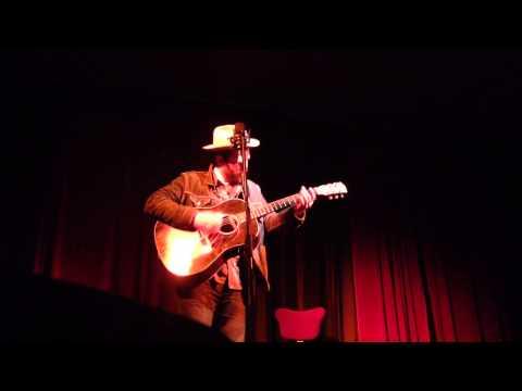 Jeffrey Foucault - That Night In Des Moines (live @Roepaen)