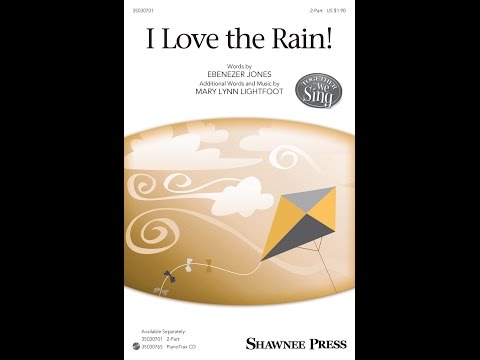 I Love the Rain 2Part   Mary Lynn Lightfoot