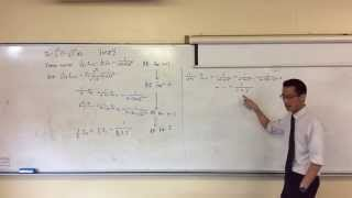 Harder (Ext 2) Integral Question (1 of 2: Manipulating the Recurrence Relation)