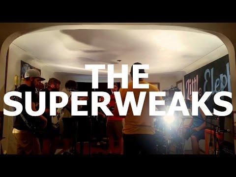 "The Superweaks - ""Frances Quinlan Will Get Her Revenge On Philadelphia"" Live at Little Elephant"