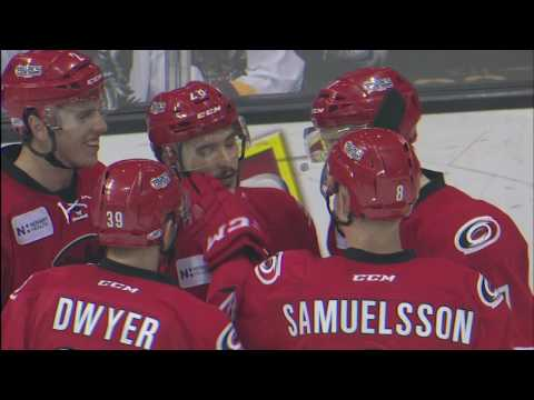 Game Highlights April 15 Chicago Wolves vs. Charlotte Checkers