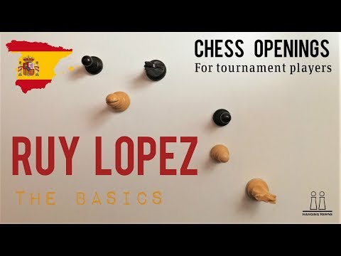 Ruy Lopez - Ideas, Principles and Common Variations ⎸Chess Openings