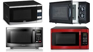5 Best Compact Microwave Ovens Reviews 2018