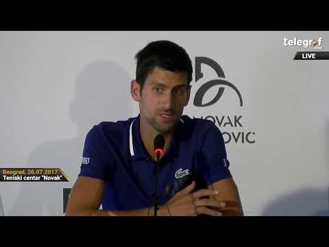 Novak Đoković saopštio kraj sezone!