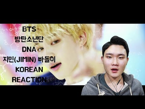 (teks)BTS - DNA Korean Reaction