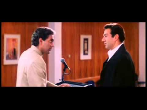 Download Scene from Karz 2002 - Sunny Deol & Ashutosh Rana