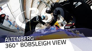 IBSF goes 360 at ENSO-Eiskanal Altenberg | IBSF Official