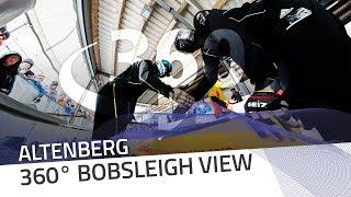 IBSF goes 360 at ENSO-Eiskanal Altenberg | IBSF Official