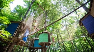 Treewalk Village Adventure Park for Kids