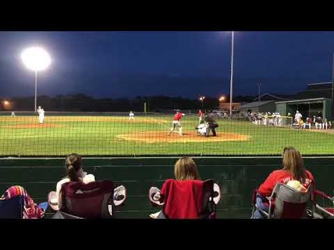 Matt Parsons Home Run #2 vs. Laurens High