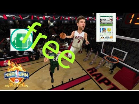 How To Get NBA JAM For Free Android/IOS
