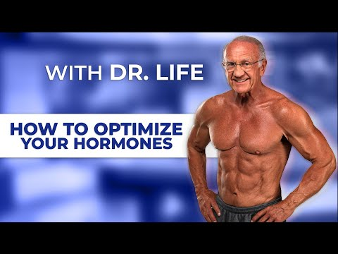 Dr. Jeff Life - The Benefits of Optimizing Your Hormones, wi