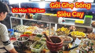 Xuất hiện quán ăn Thái Lan Giữa Lòng Sài Gòn món gì cũng có | Saigon Travel