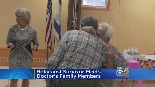 Holocaust Survivor Reunion
