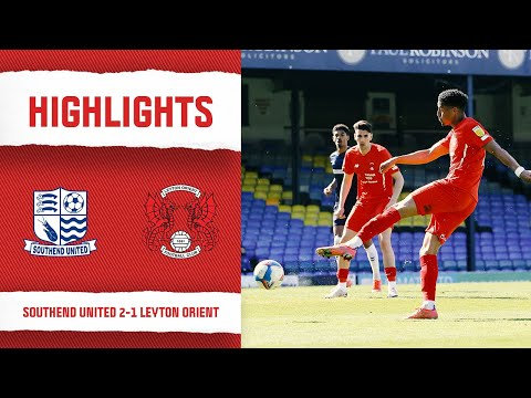 Southend Leyton Orient Goals And Highlights