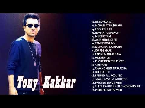 Tony Kakkar Non Stop Bollywood Hindi Songs...