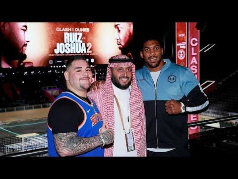 الملاكم البريطاني جوشوا يرد على -العفو الدولية- بخصوص السعودية  …  - 16:59-2019 / 12 / 6