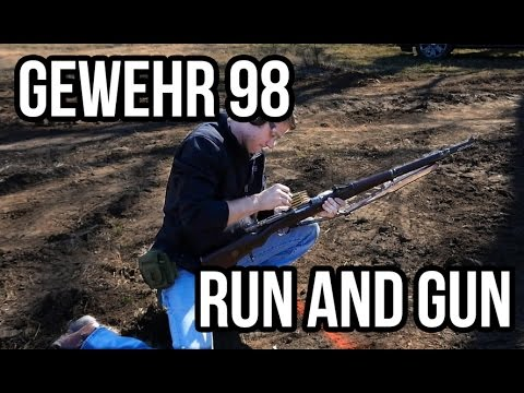 Mauser gewehr 98 run and gun the perfect rifle youtube voltagebd Image collections