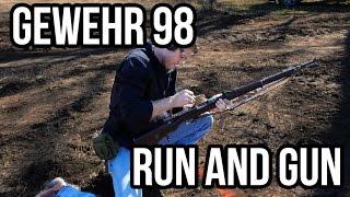 Mauser Gewehr 98 Run And Gun