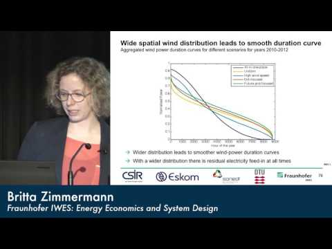 Wind and solar PV aggregation study: Study results part 1