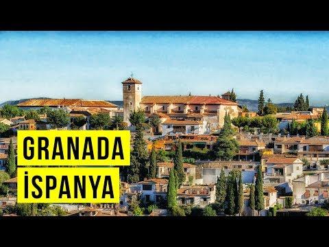 Granada - İspanya Gezilecek Yerler: GEZİMANYA GRANADA REHBERİ