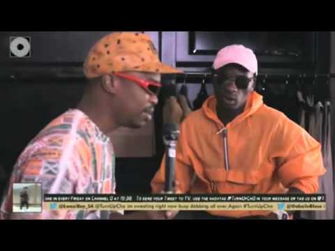 Turn Up: Mashayabhuqe Kabamba Chats To Scoop