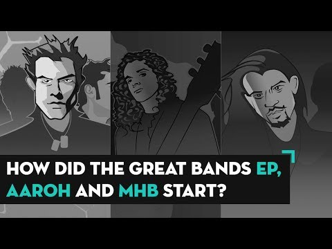 History of Battle of the Bands | Unseen footage of Aaroh, eP and Mekaal Hassan Band