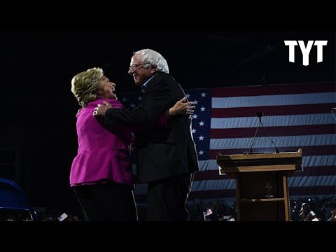 Bernie Rally: Time To Stop Playing Nice With Democrats?